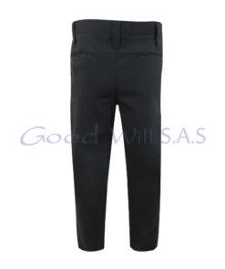Pantalón Lino negro al por mayor
