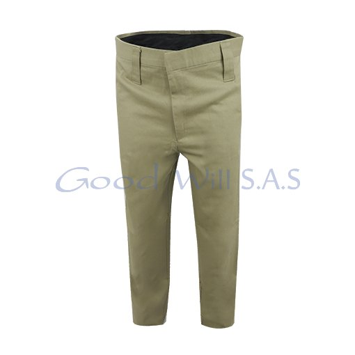 Pantalon Dril Beige