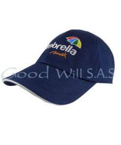 Gorra personalizada dotación