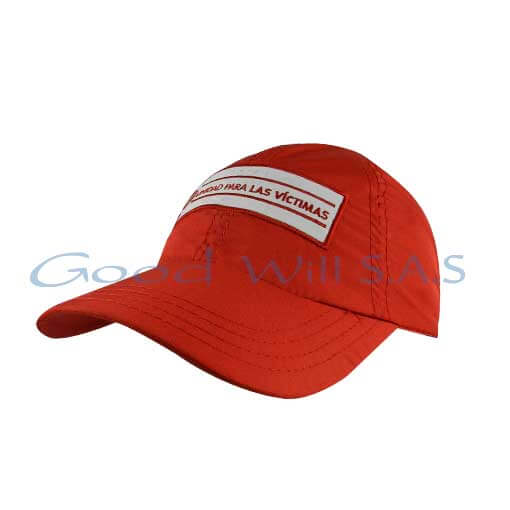 Regalos Publicitarios, Gorra roja