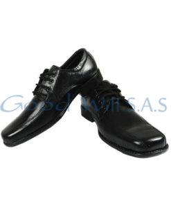Calzado de oficina negro
