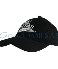 Gorra negra al por mayor