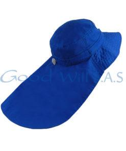 Sombrero Sembrador Azul