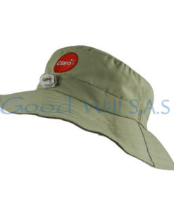 Sombrero Bordado Claro