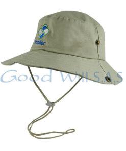 Sombrero de safari para trabajo