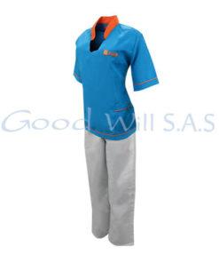 Dotacoín de uniformes alfa